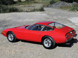 Ferrari 365 GTB/4 Daytona UK-spec 1968–71 wallpapers