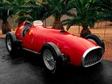 Ferrari 375 F1 1952 pictures
