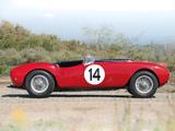 Pictures of Ferrari 375 MM Spyder 1953–54