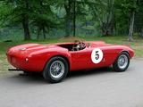 Ferrari 375 MM Spyder 1953–54 wallpapers