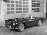 Ferrari 400 Superamerica Cabriolet (Series I) 1959–61 pictures