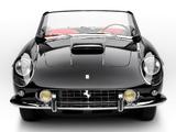 Images of Ferrari 400 Superamerica Cabriolet (Series II) 1962–64