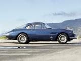 Photos of Ferrari 400 Superamerica (Series I) 1959–61