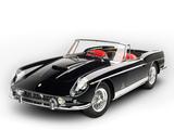Wallpapers of Ferrari 400 Superamerica Cabriolet (Series II) 1962–64
