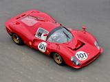 Ferrari 412P 1967 images