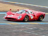 Ferrari 412P 1967 pictures