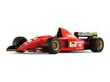 Ferrari 412 T2 1995 pictures
