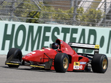 Images of Ferrari 412 T1 1994