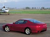 Ferrari 456 GT 1993–98 pictures
