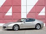 Ferrari 456 M GT 1998–2003 pictures