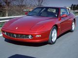 Images of Ferrari 456 M GT 1998–2003