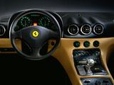 Photos of Ferrari 456 M GTA 1998–2003
