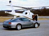 Ferrari 456 M GTA 1998–2003 wallpapers