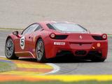 Ferrari 458 Italia Challenge 2010 wallpapers