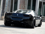 Anderson Germany Ferrari 458 Italia Black Carbon Edition 2011 pictures