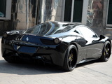 Anderson Germany Ferrari 458 Italia Black Carbon Edition 2011 pictures
