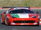Ferrari 458 Italia GT3 2011 pictures