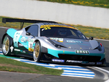 Ferrari 458 Italia GT3 2011 wallpapers