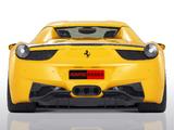 Novitec Rosso Ferrari 458 Spider 2012 images