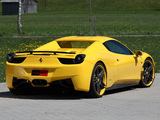 Novitec Rosso Ferrari 458 Spider 2012 photos