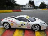 Images of Ferrari 458 Italia Challenge 2010