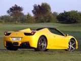 Images of Ferrari 458 Spider 2011