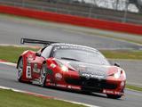 Images of Ferrari 458 Italia GT3 2011