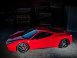 Images of Vorsteiner Ferrari 458 Italia 2012