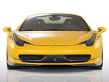 Images of Novitec Rosso Ferrari 458 Spider 2012