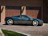 Photos of Ferrari 458 Italia US-spec 2009