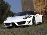 Photos of Mansory Siracusa 2011