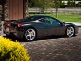 Pictures of Ferrari 458 Italia US-spec 2009