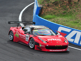Pictures of Ferrari 458 Italia GT3 2011