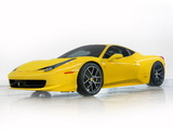 Pictures of Vorsteiner Ferrari 458 Italia 2012