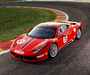 Ferrari 458 Italia Challenge 2010 wallpapers