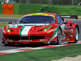 Ferrari 458 Italia GTC 2011 wallpapers