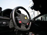 Anderson Germany Ferrari 458 Italia Black Carbon Edition 2011 wallpapers