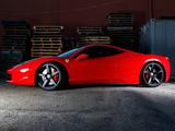 Vorsteiner Ferrari 458 Italia 2012 wallpapers