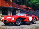 Ferrari 500 Testarossa 1956 images