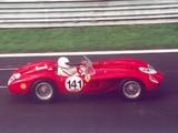 Ferrari 500 Testarossa 1956 pictures