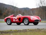 Ferrari 500 Testarossa 1956 wallpapers