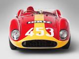 Pictures of Ferrari 500 TRC 1957