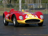 Ferrari 500 TRC 1957 wallpapers