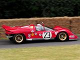 Ferrari 512 S 1970 photos