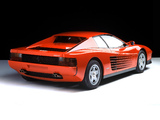 Ferrari 512 Testarossa 1987–92 photos