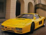 Gemballa Ferrari 512 Testarossa 1987 pictures