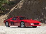 Ferrari 512 TR 1992–94 pictures