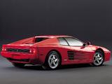 Ferrari 512 M 1995–96 pictures