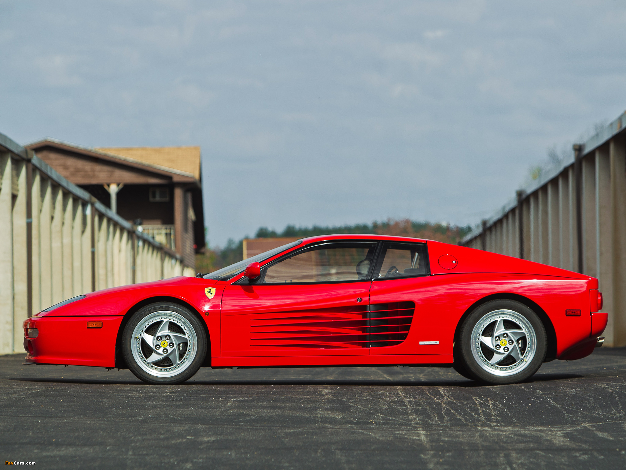 Ferrari 512 M 1995–96 wallpapers (2048 x 1536)
