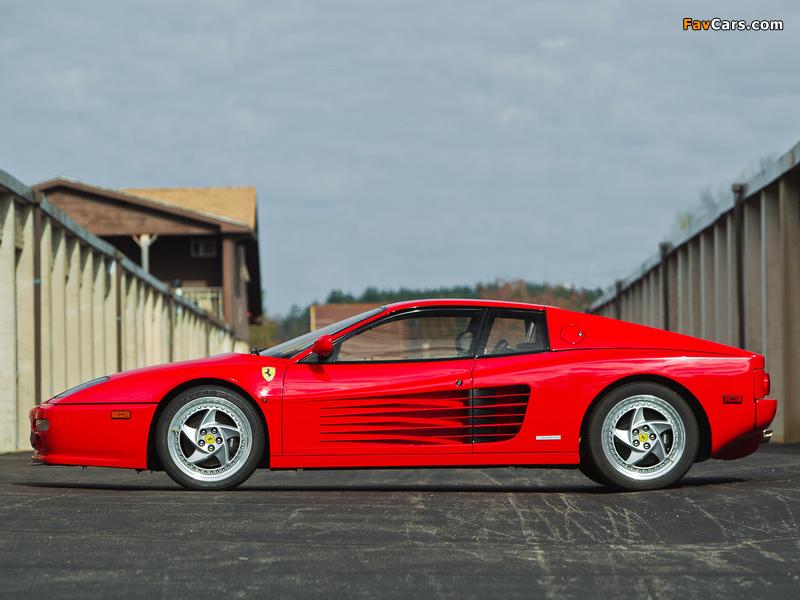 Ferrari 512 M 1995–96 wallpapers (800 x 600)